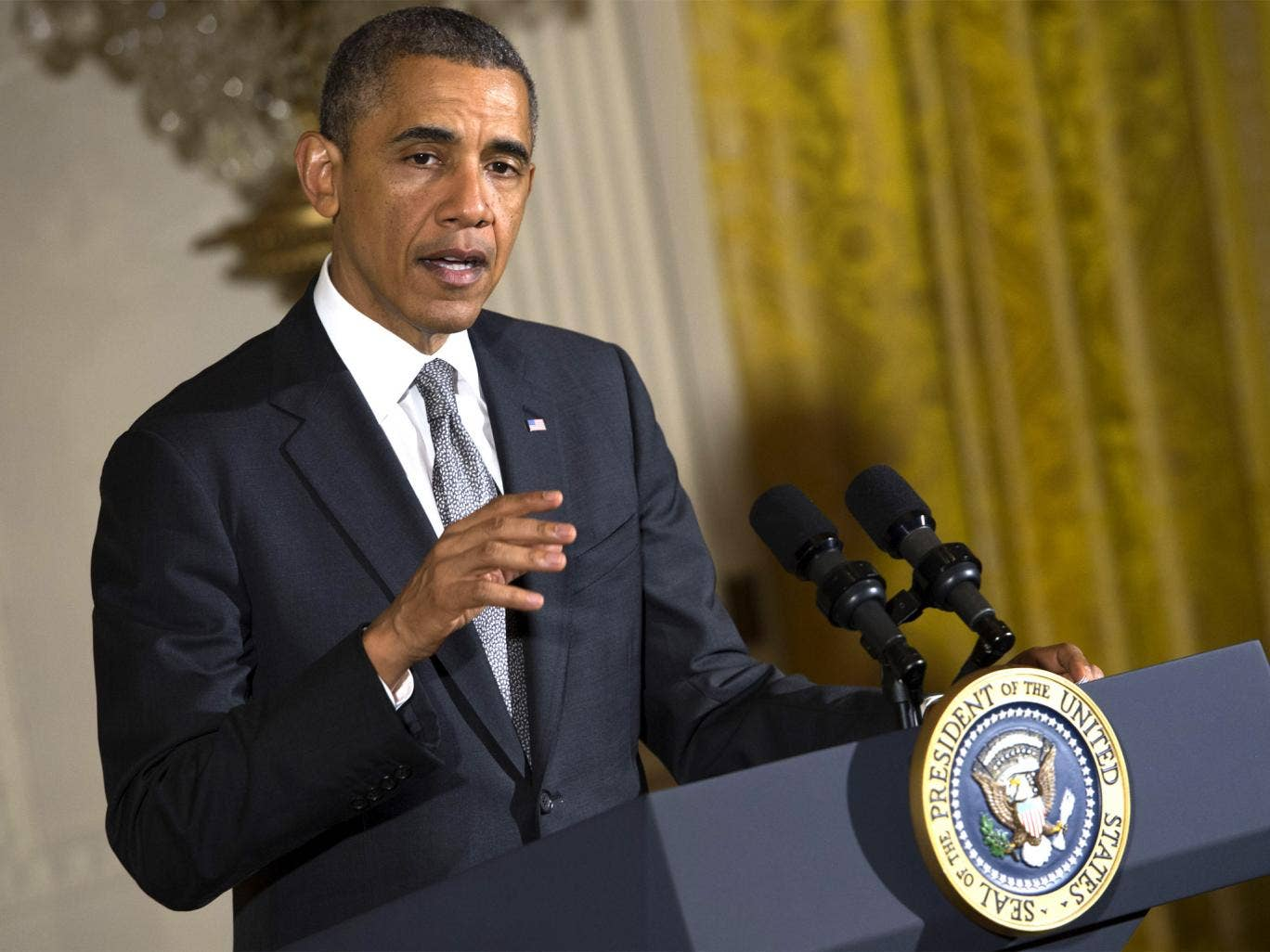 President Obama will give interviews to publicise the findings