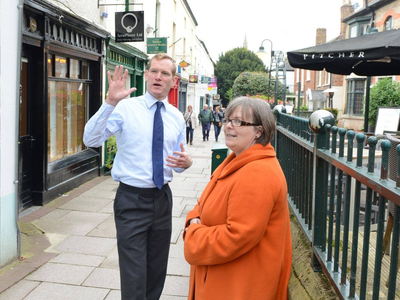 Taunton's Liberal Democrat MP Jeremy Browne, a former minister in the Coalition, has held his seat in the Somerset constituency since 2005