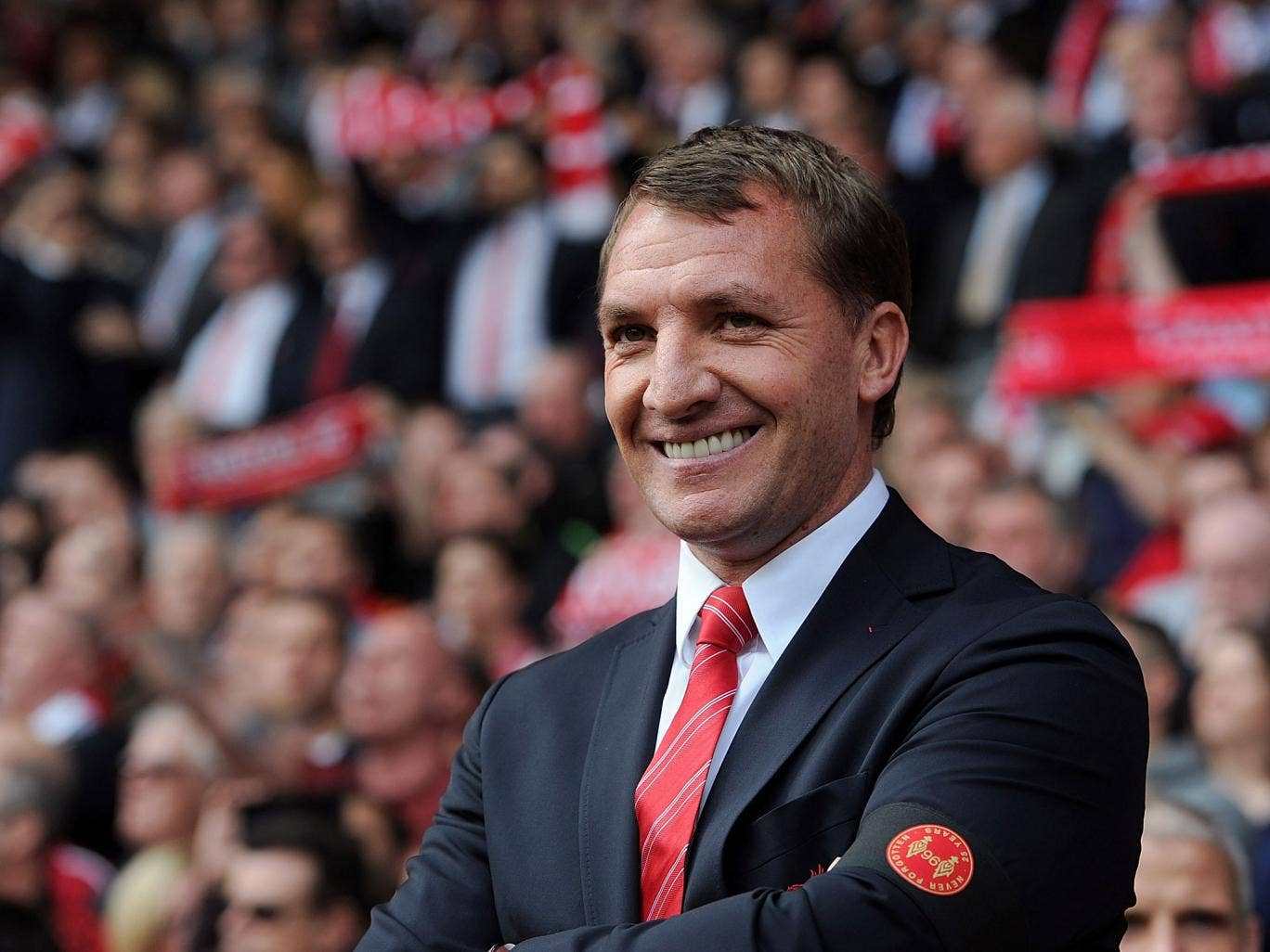 Brendan Rodgers to sign new deal with Liverpool