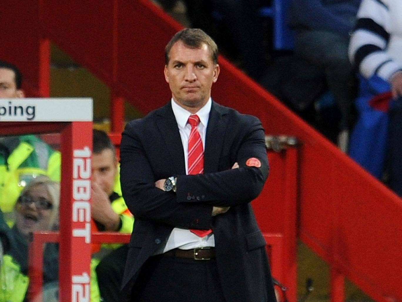 Brendan Rodgers believes Liverpool will learn from this season
