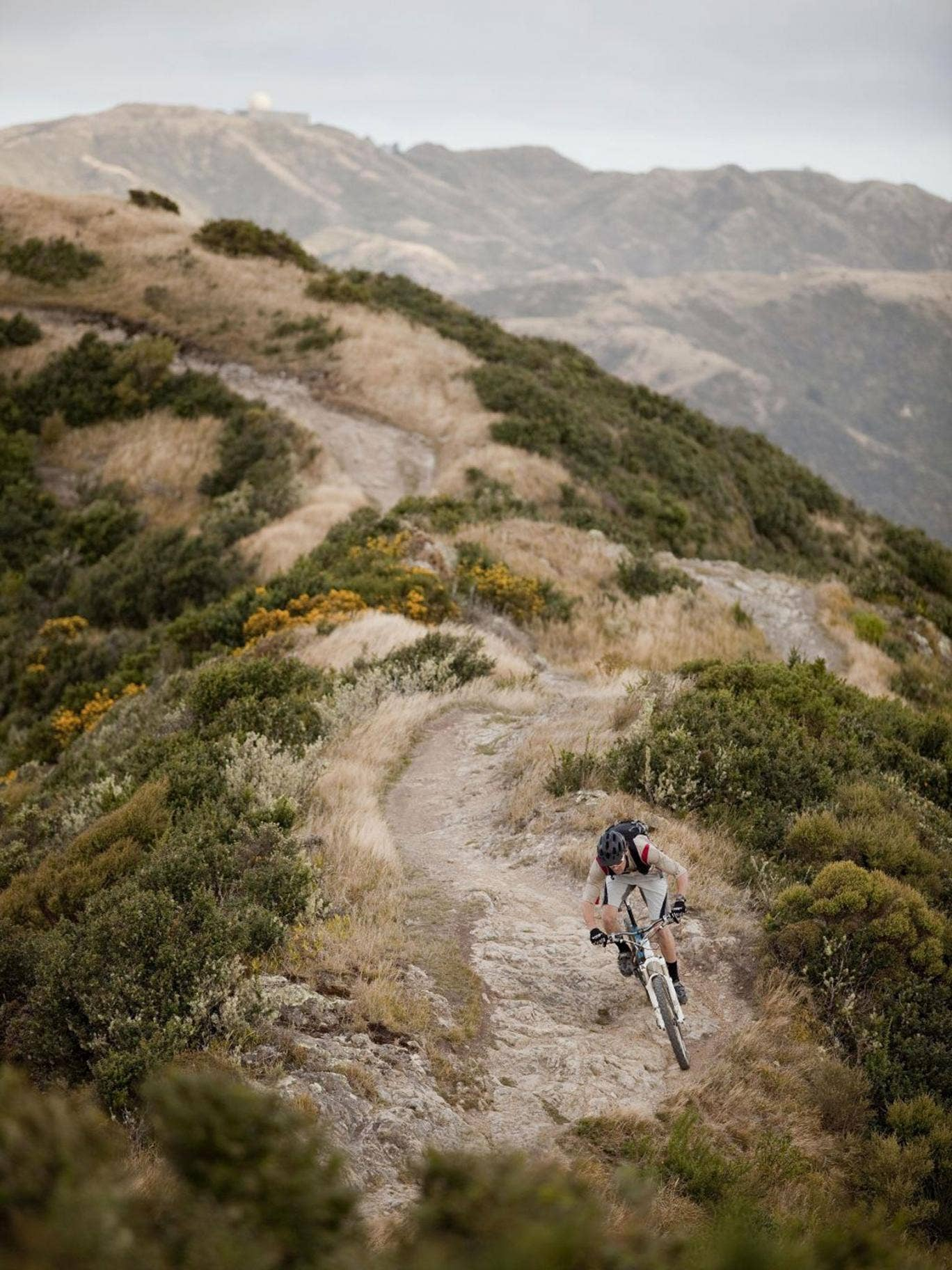 Wheel deal: the New Zealand Cycle Trail takes in epic scenery