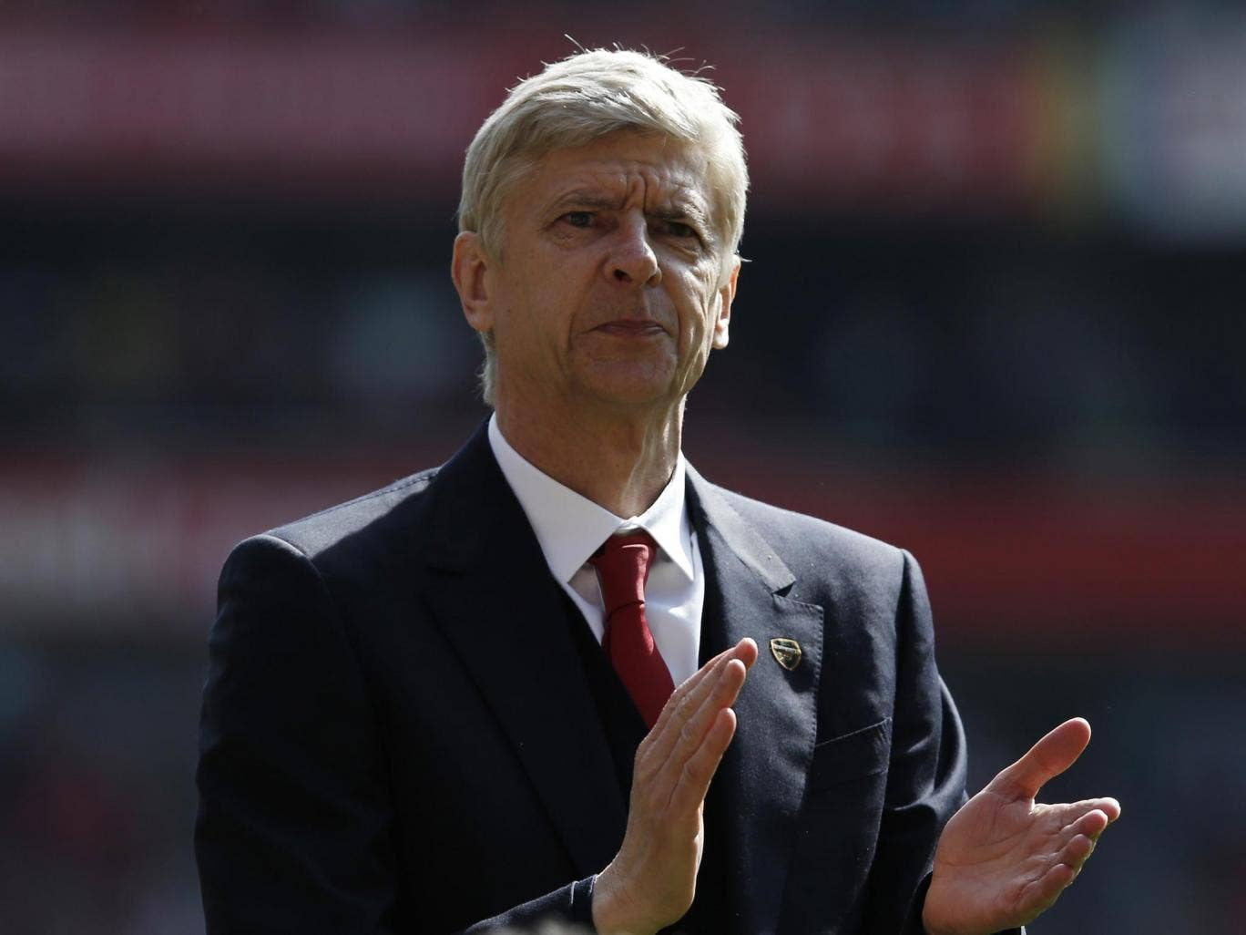 Arsene Wenger believes his squad need 'hard work' and not big signings to challenge for next season's Premier League