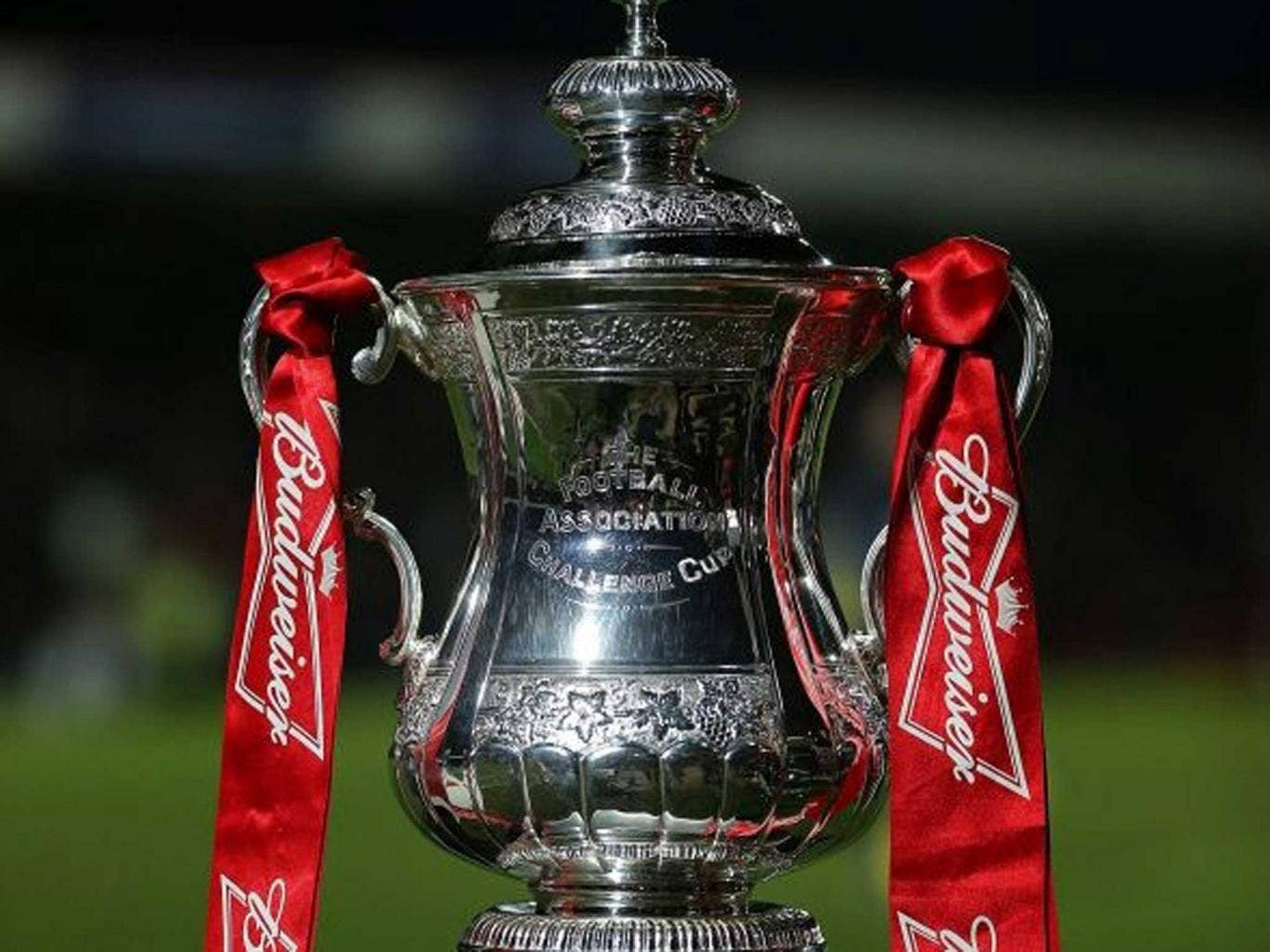 Cup runneth out: FA have yet to seal a sponsorship deal for next season