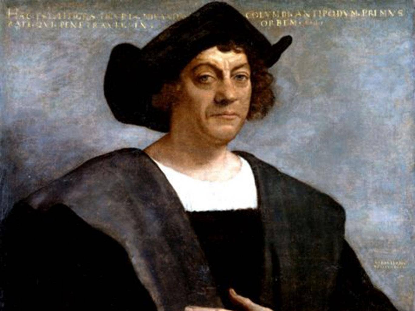 Christopher Columbus hired the ship in 1492 and sailed in it from southern Spain's Atlantic coast in search of a new western route to Asia