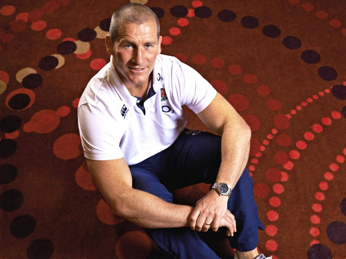 Stuart Lancaster says he would like to carry on beyond the 2015 World Cup