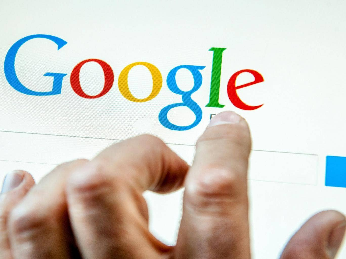 The 'take down' requests to the world's biggest internet search engine came after a European Court ruling on Tuesday