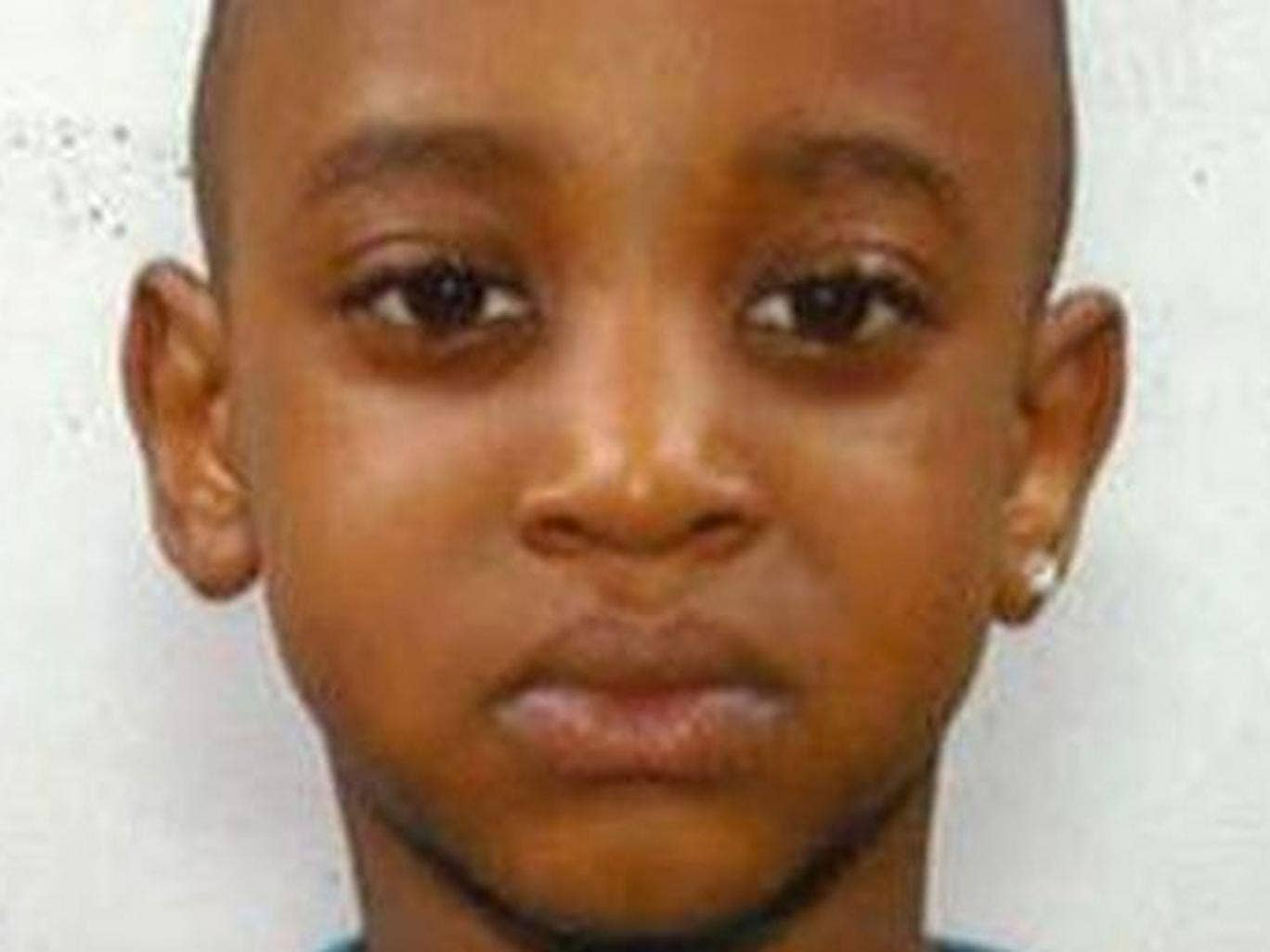 Daequan George went missing in Tottenham last night and was last seen playing in a playground