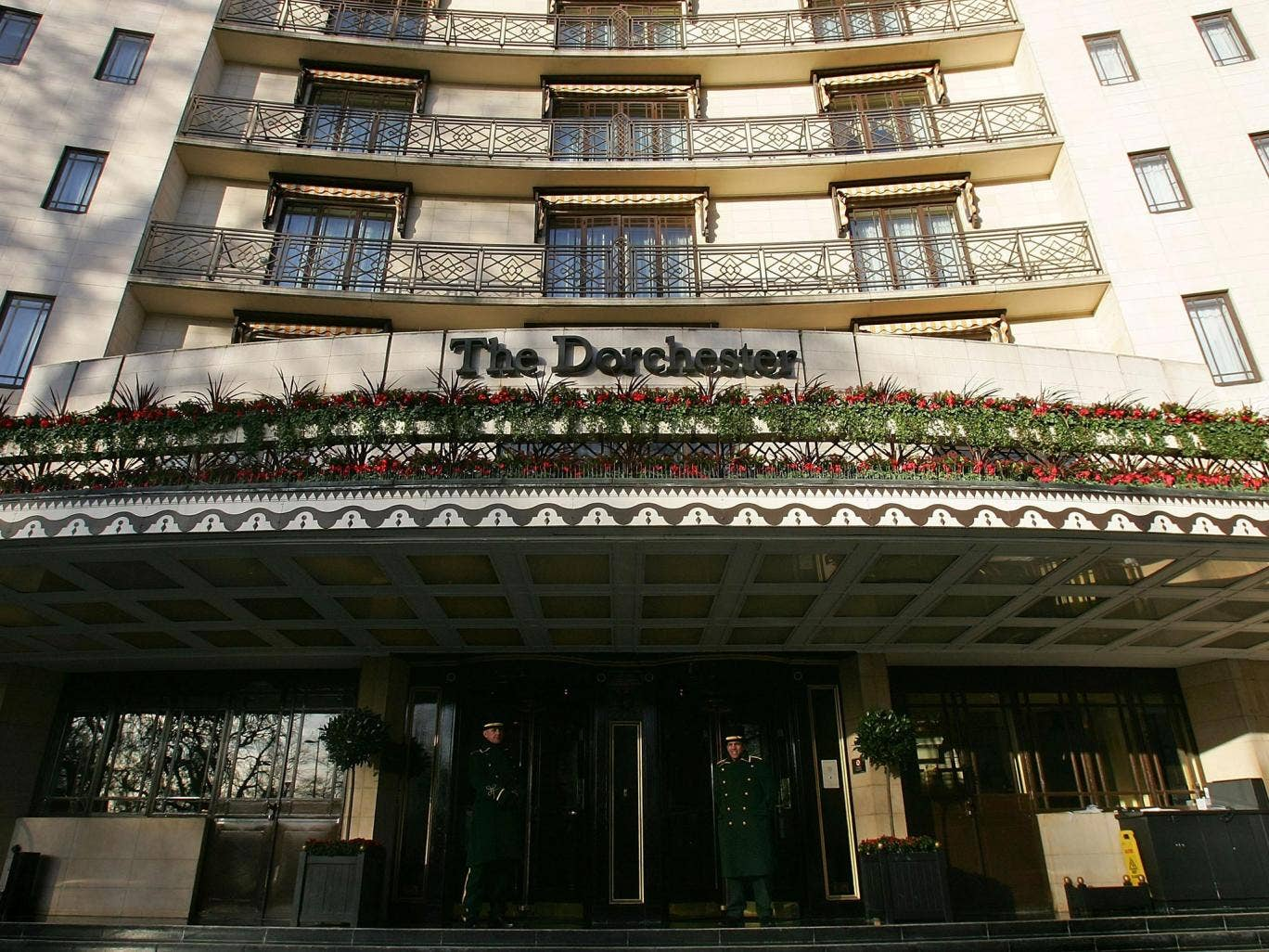The Royal Philharmonic Society may drop the Dorchester as a venue for its music awards