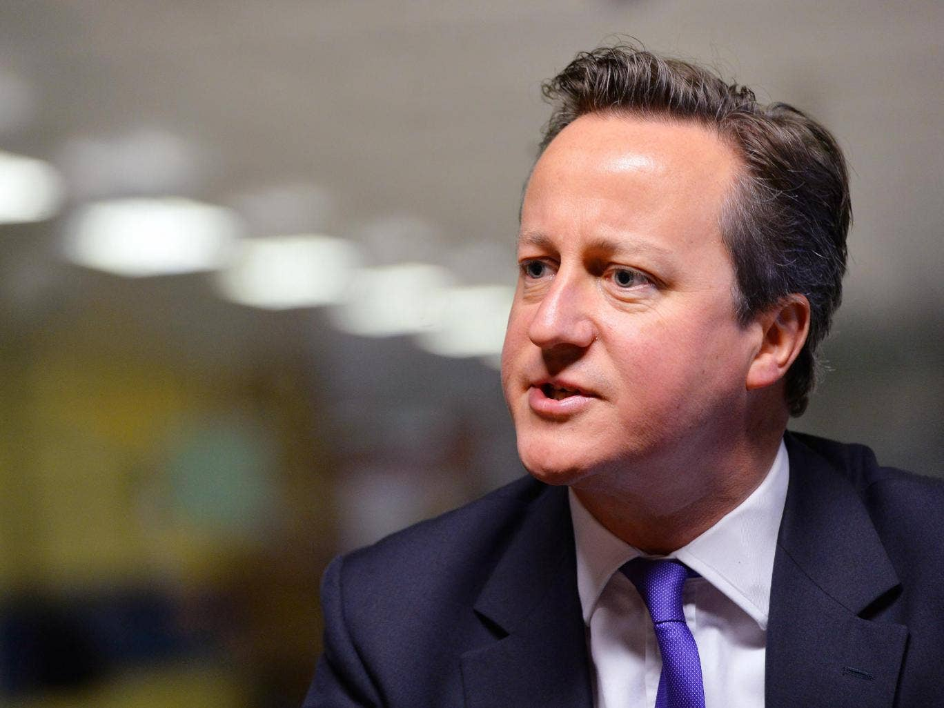 """David Cameron admitted yesterday it was """"frustrating"""" that publication had been delayed"""