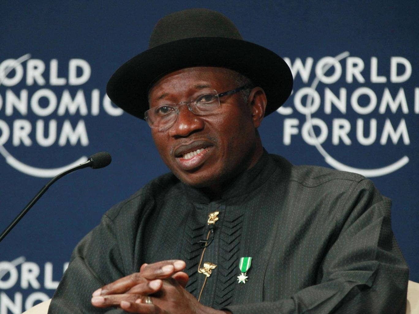 President Goodluck Jonathan has failed to make an appearance in Chibok, the village from where over 300 Nigerian schoolgirls were taken