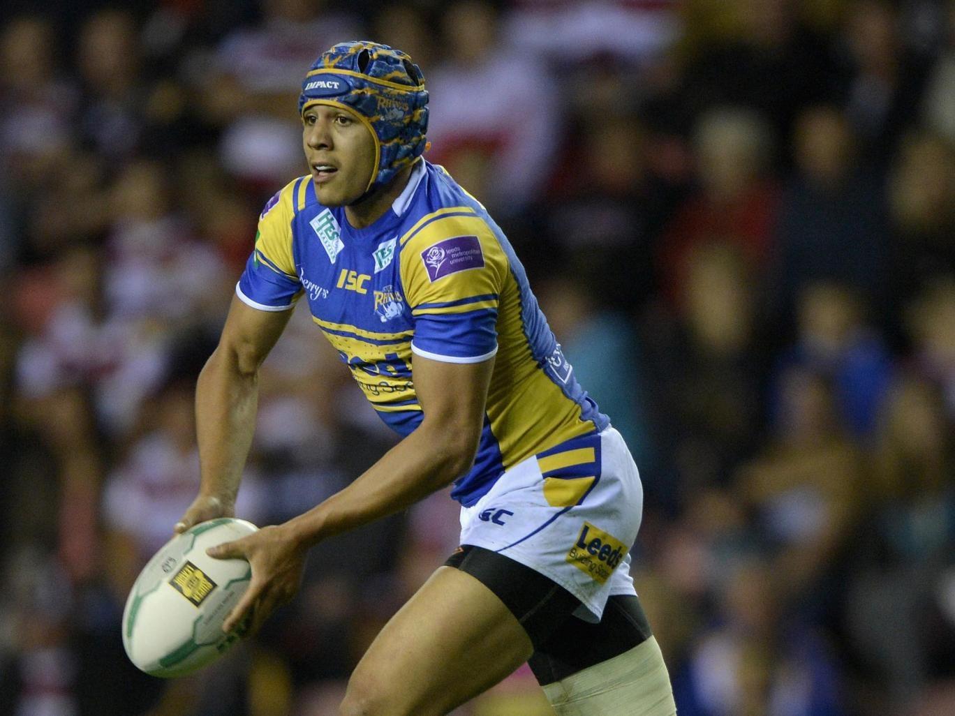 Utility back Ben Jones-Bishop is leaving Leeds for Salford