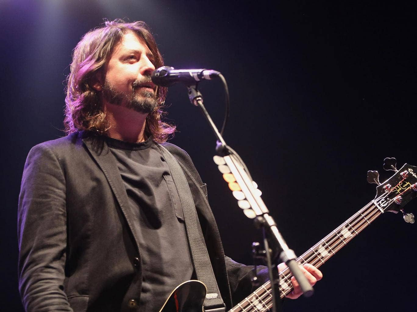 Foo Fighters frontman Dave Grohl will be directing the HBO mini series that will chronicle the recording of the band's new album