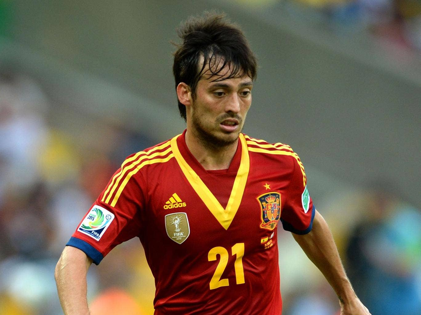 David Silva is convinced that Spain can become the first European team ever to win the World Cup in South America