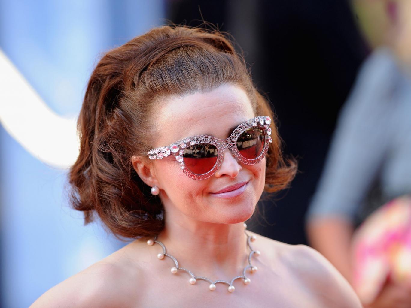 Helena Bonham Carter enjoys a close friendship with David and Samantha Cameron