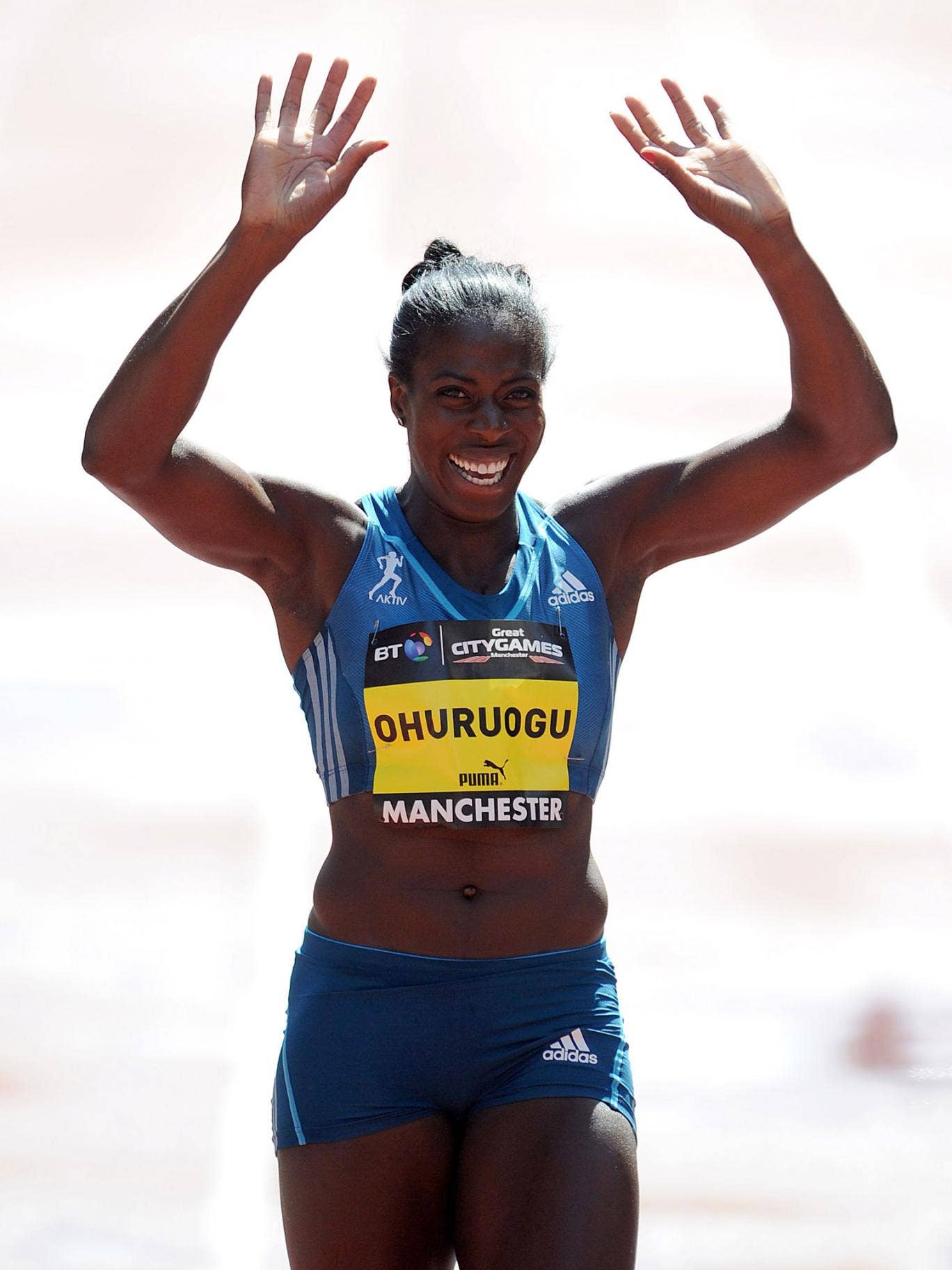 Christine Ohuruogu will focus on the Worlds and Olympics