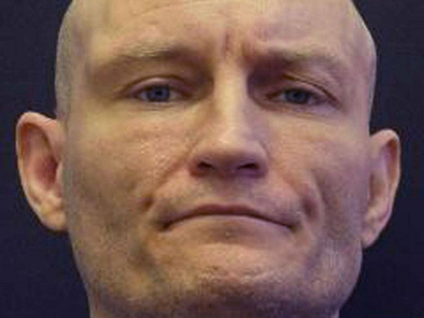 Arnold Pickering, 44, who failed to return to Kennet Prison in Liverpool after leaving on day release at about 9.30am on Saturday