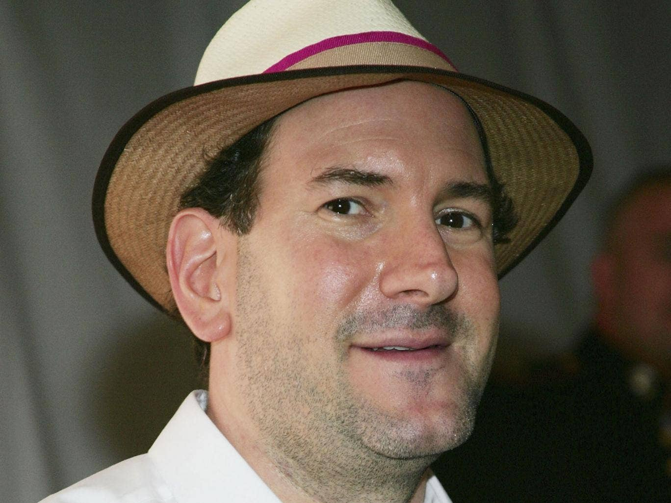 Matt Drudge, the founder of Drudge Report, who has mysteriously deleted every single tweet he has ever posted - except one