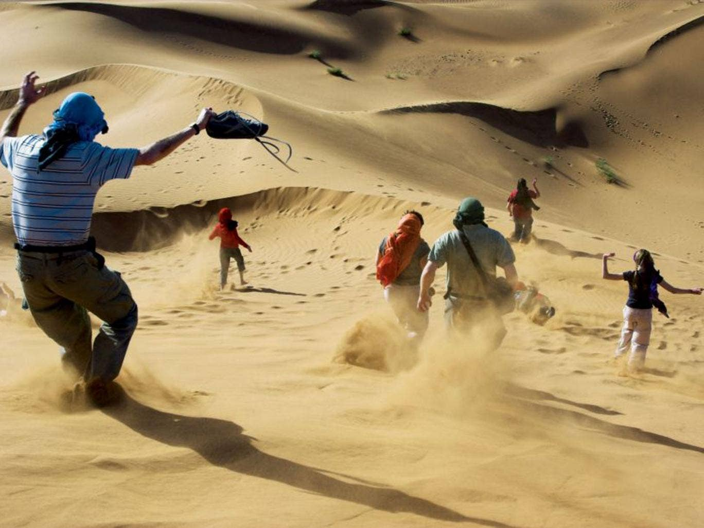 Explore's new Kasbahs and Camels tour visits the Moroccan desert