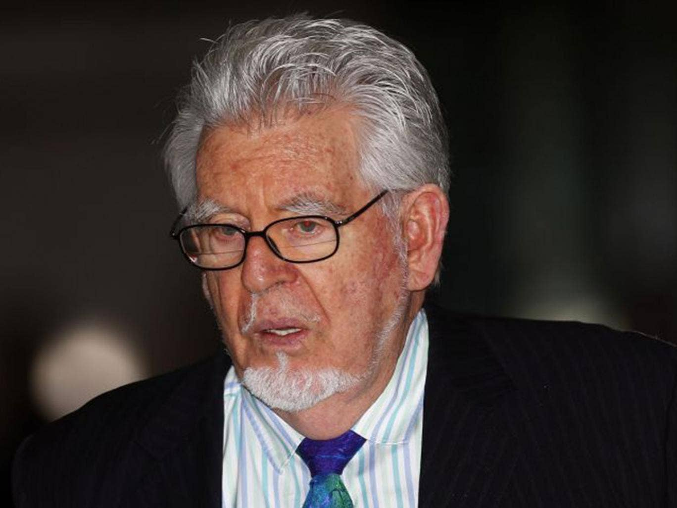 Rolf Harris is accused of 12 counts of indecent assault against four women spanning some 18 years
