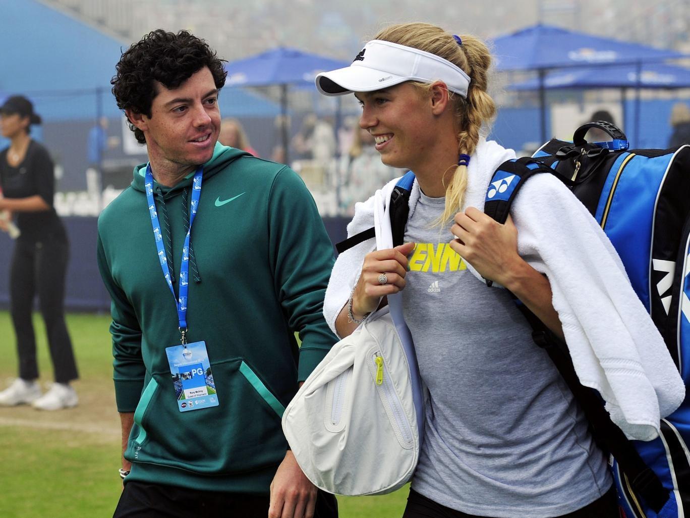 Rory McIlroy broke off his engagement to Caroline Wozniacki on Wednesday