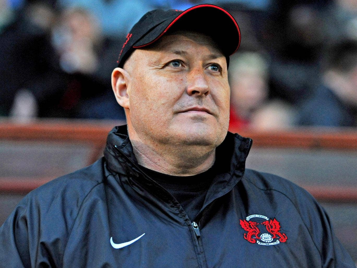 Russell Slade has taken Leyton Orient to the League One play-off final
