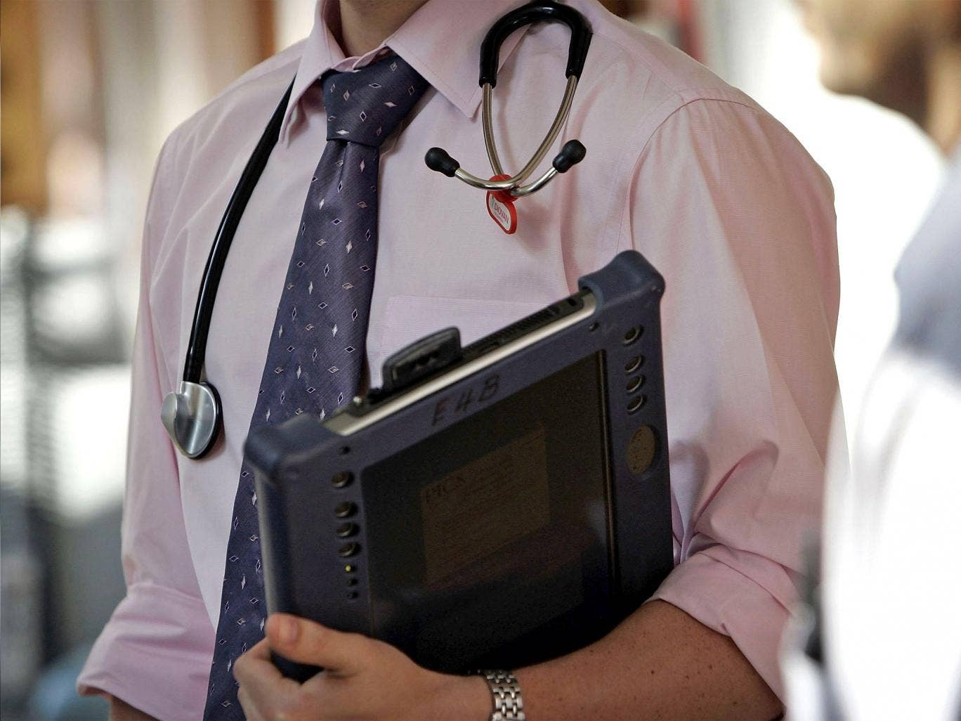 GPs receive less than nine per cent of NHS cash