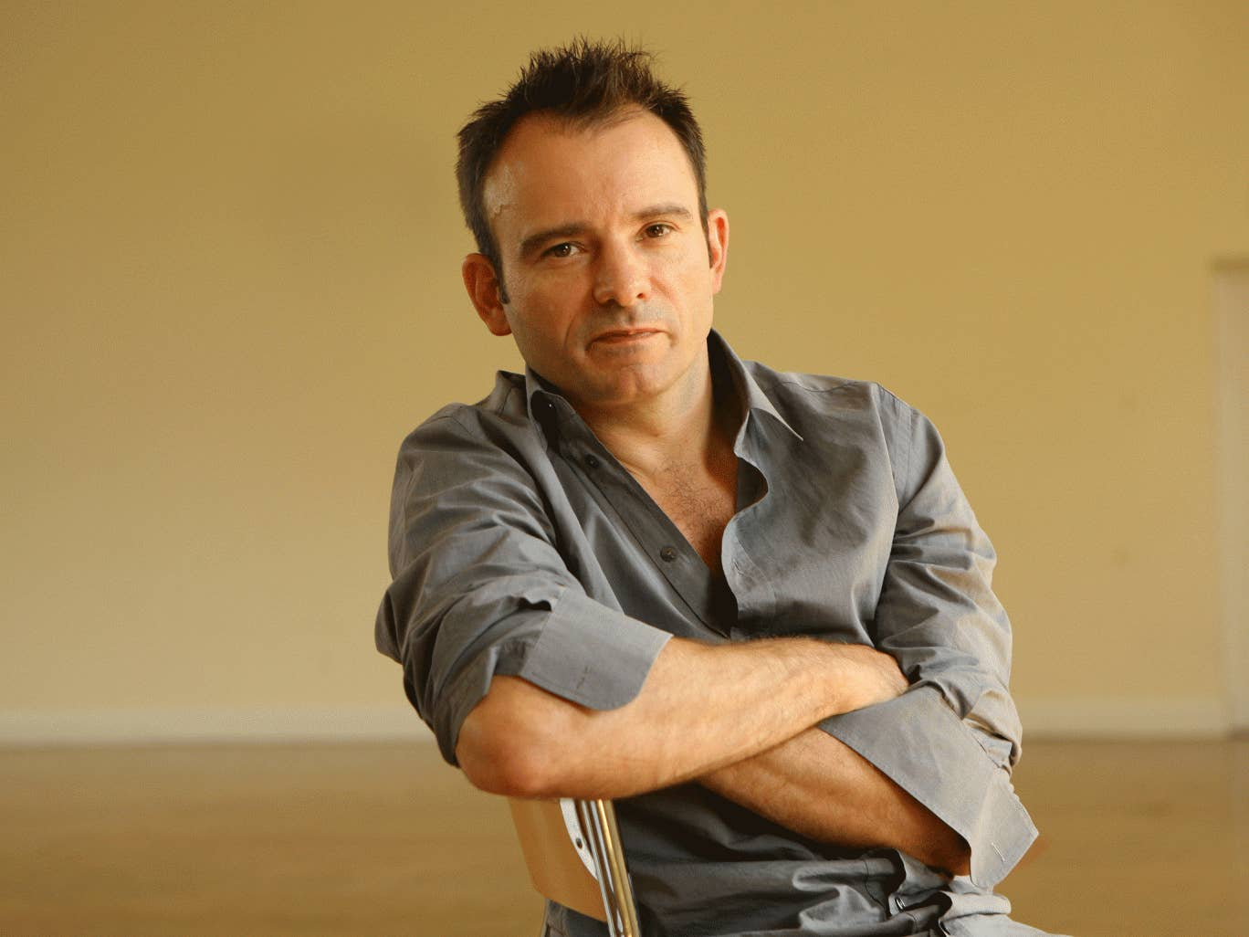 Matthew Warchus will take over from Kevin Spacey as artistic director of the Old Vic theatre in autumn 2015
