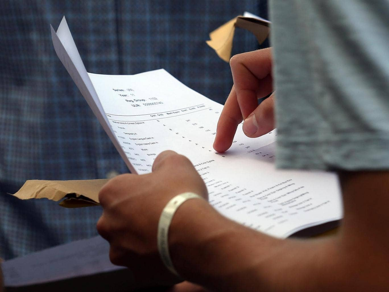 Most students around the country are in the midst of their exams, but it seems to be the universities who need to be sure to check their work