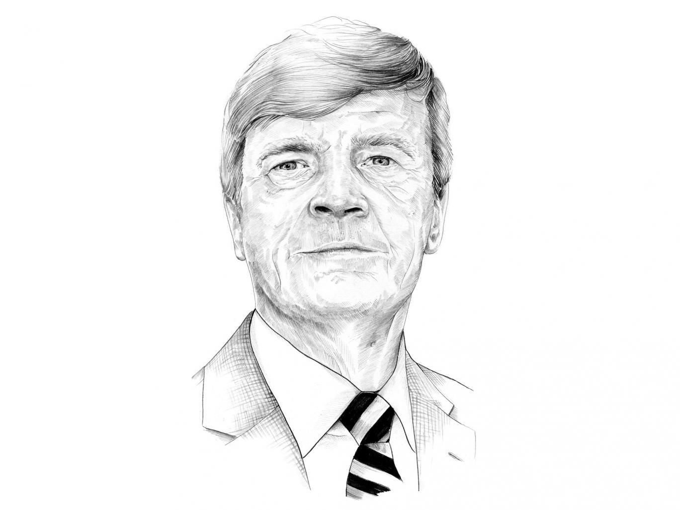 Businessman Paul Sykes