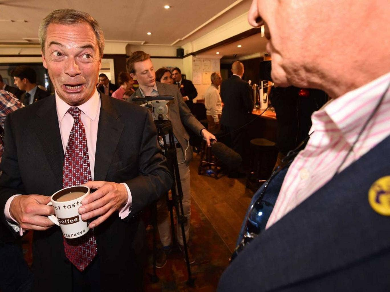 Immigration and the economy: Ukip's call to arms