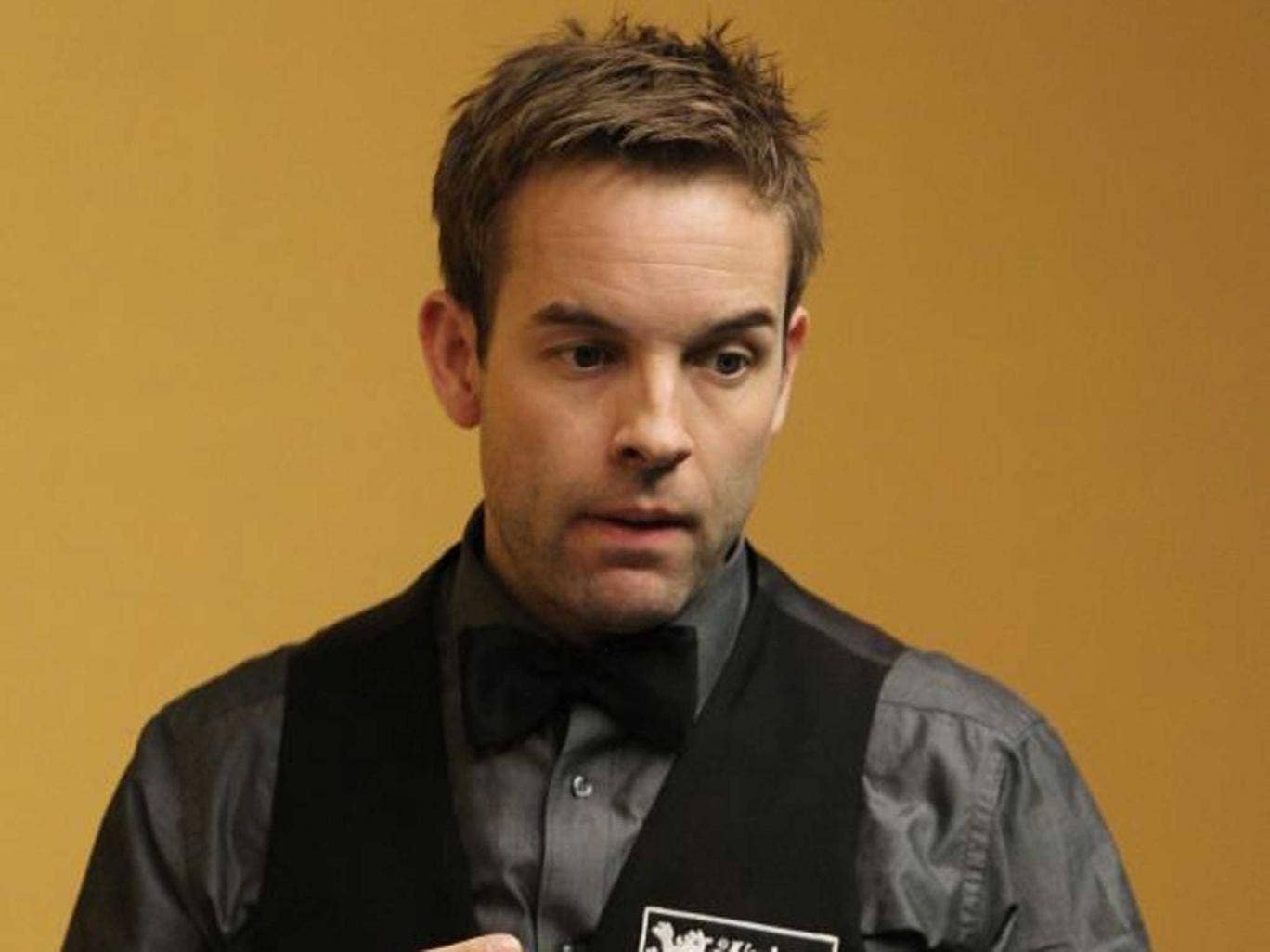 Hard times: Double World Championship runner-up Ali Carter is to undergo chemotherapy for lung cancer a year after recovering from testicular cancer