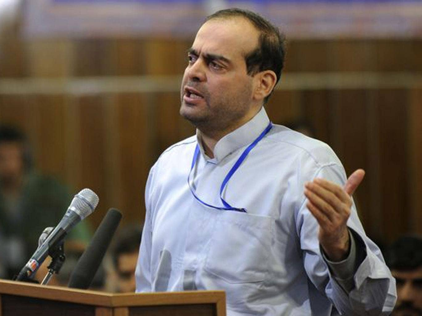 Khosravi standing trial for his £1.5 billion fraud