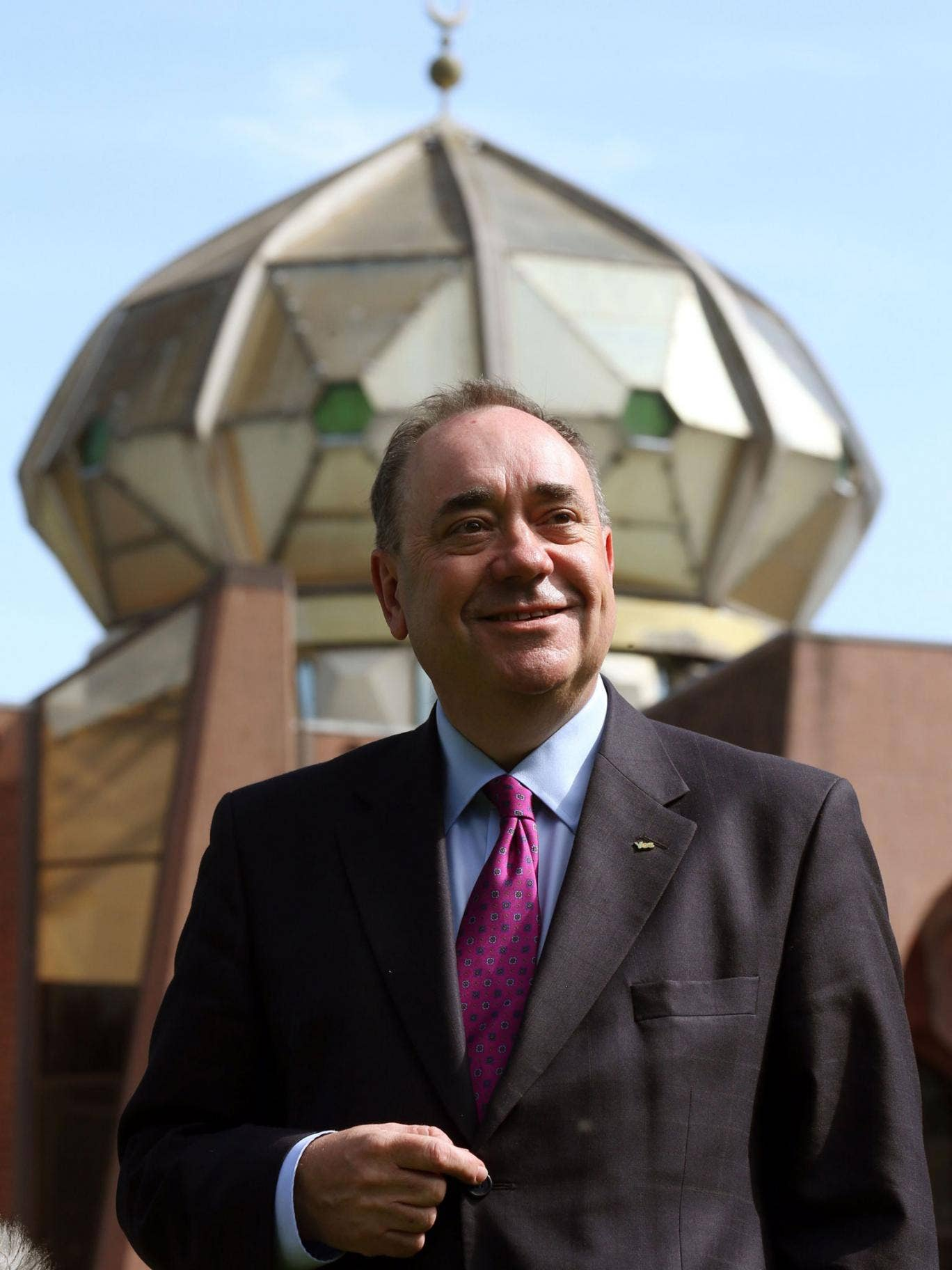 Alex Salmond accused the Treasury of a blunder or a deliberate attempt to deceive