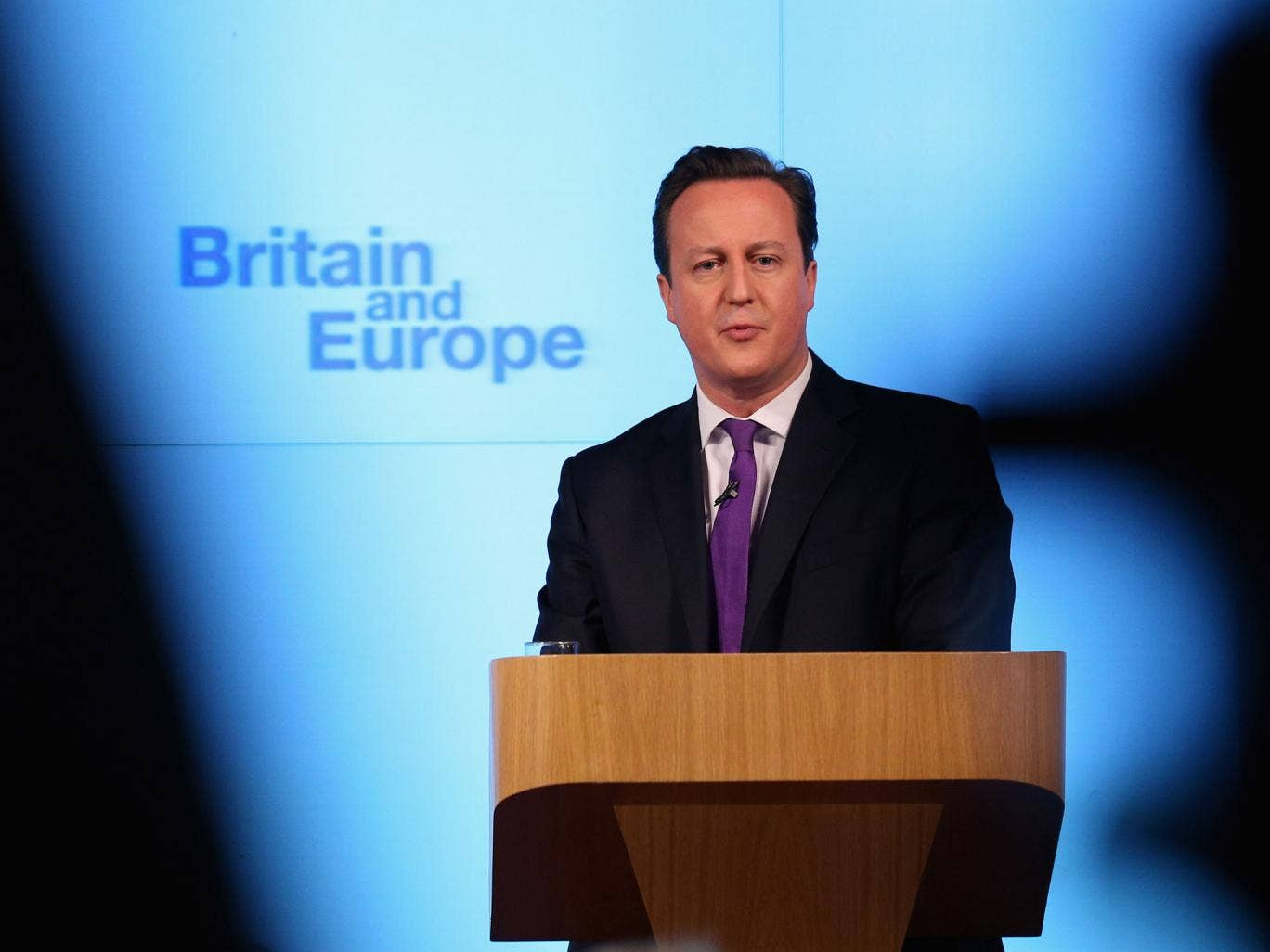 Mr Cameron will use the increase in popularity for Ukip as a key argument in his attempt to wrest powers back from Brussels to London