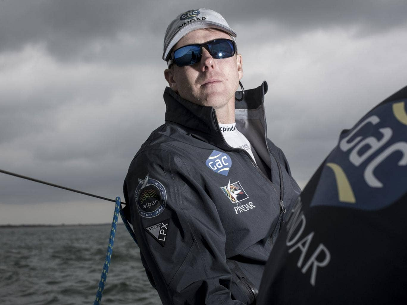 Team GAC Pindar skipper Ian Williams, four-time winner of the Alpari World Match Racing Tour, starts his quest for a record-breaking five card trick in Germany next week