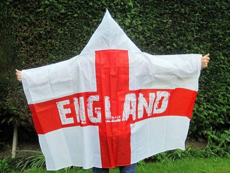The controversial wearable flag.