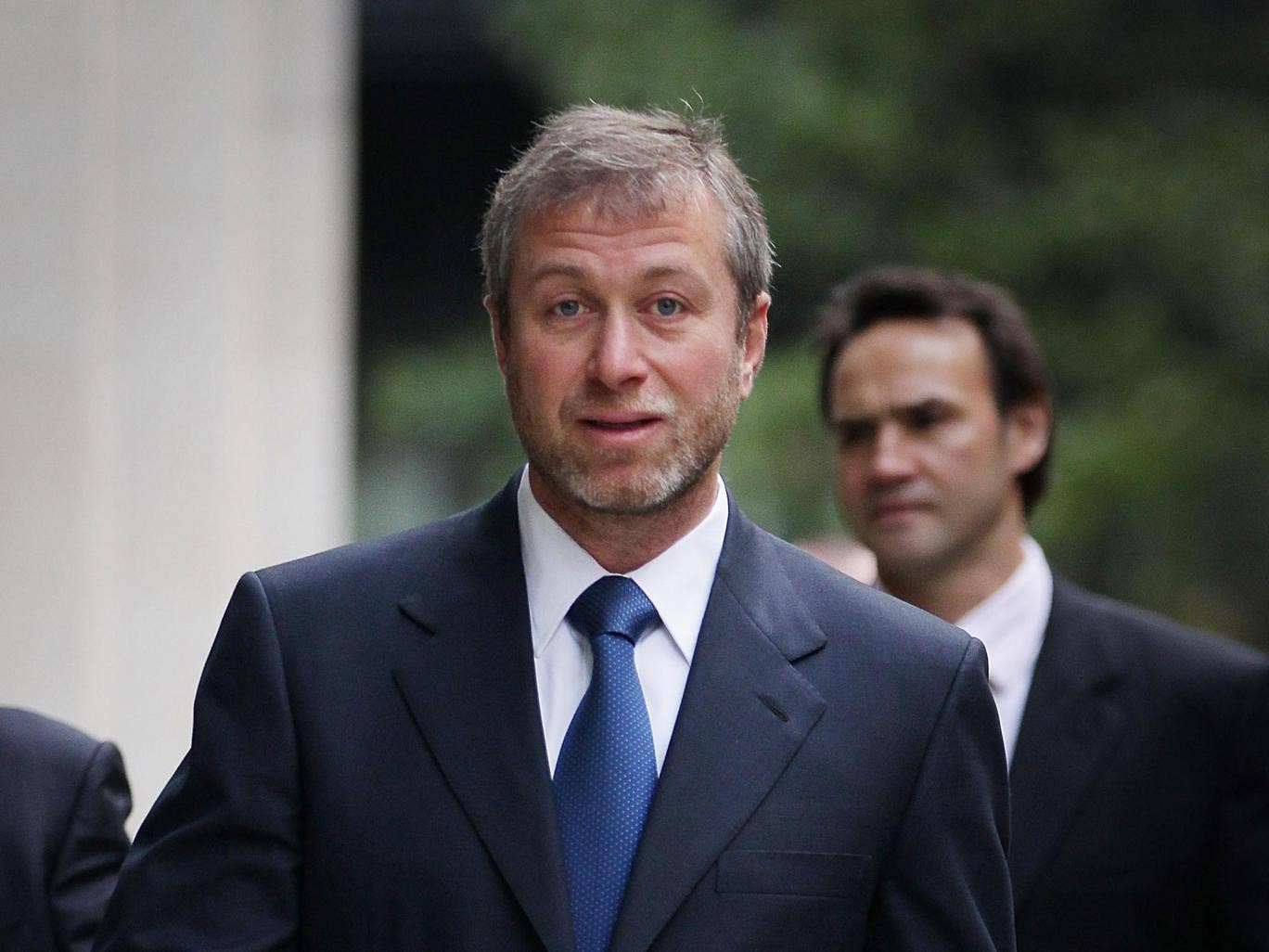 Roman Abramovich claims he knows nothing of the Polonsky deals
