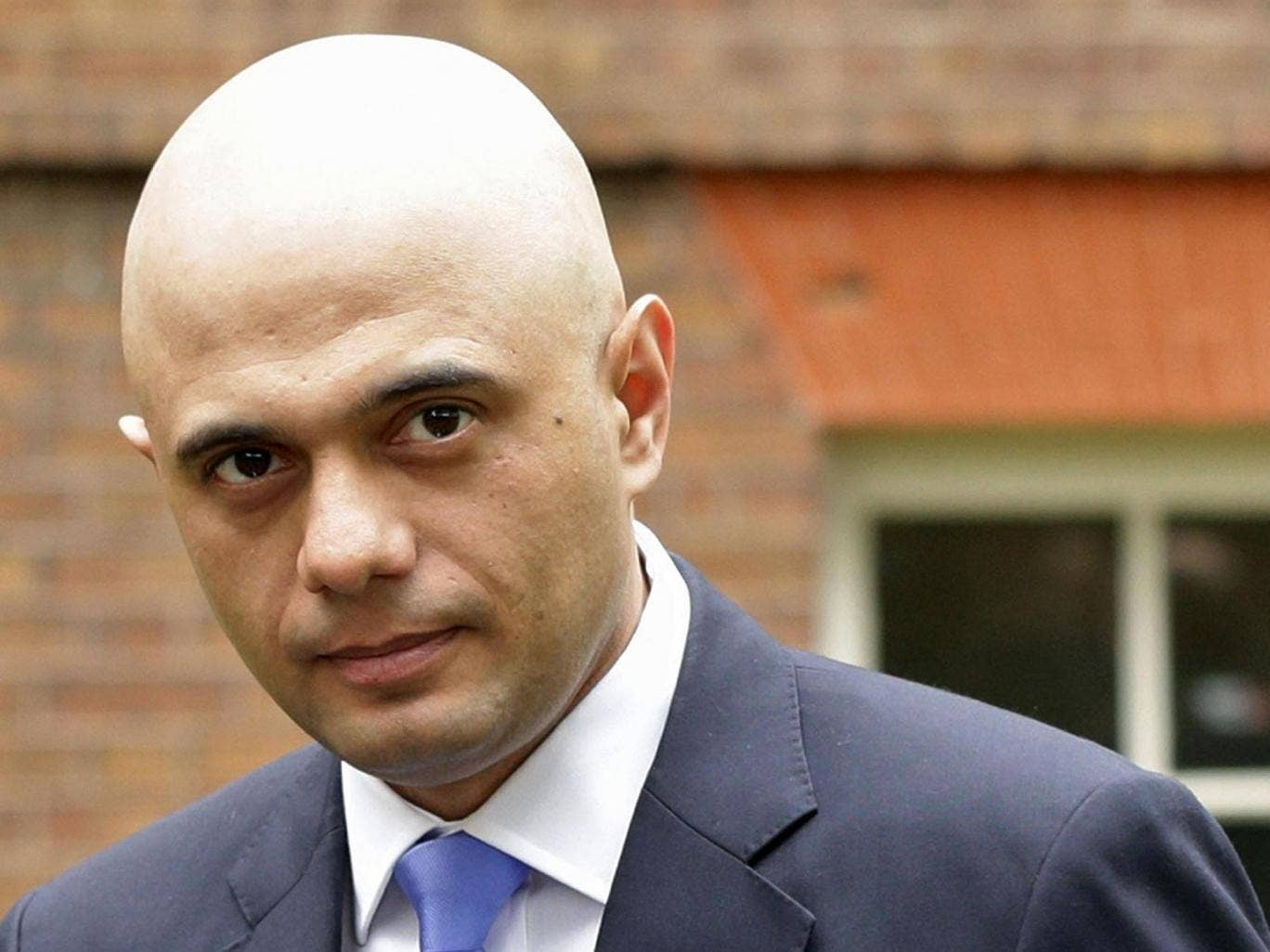 Sajid Javid insisted the Prime Minister would adopt a tough stance on the issue in his efforts to repatriate powers from Brussels to London