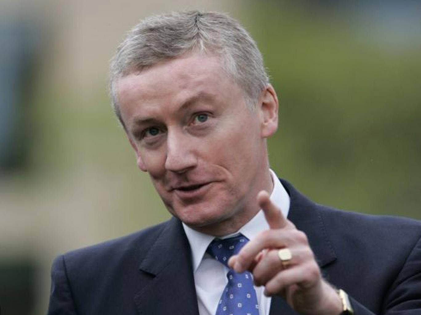 Tanking bank: Book claims RBS sponsored motor sport because Fred Goodwin is a fan
