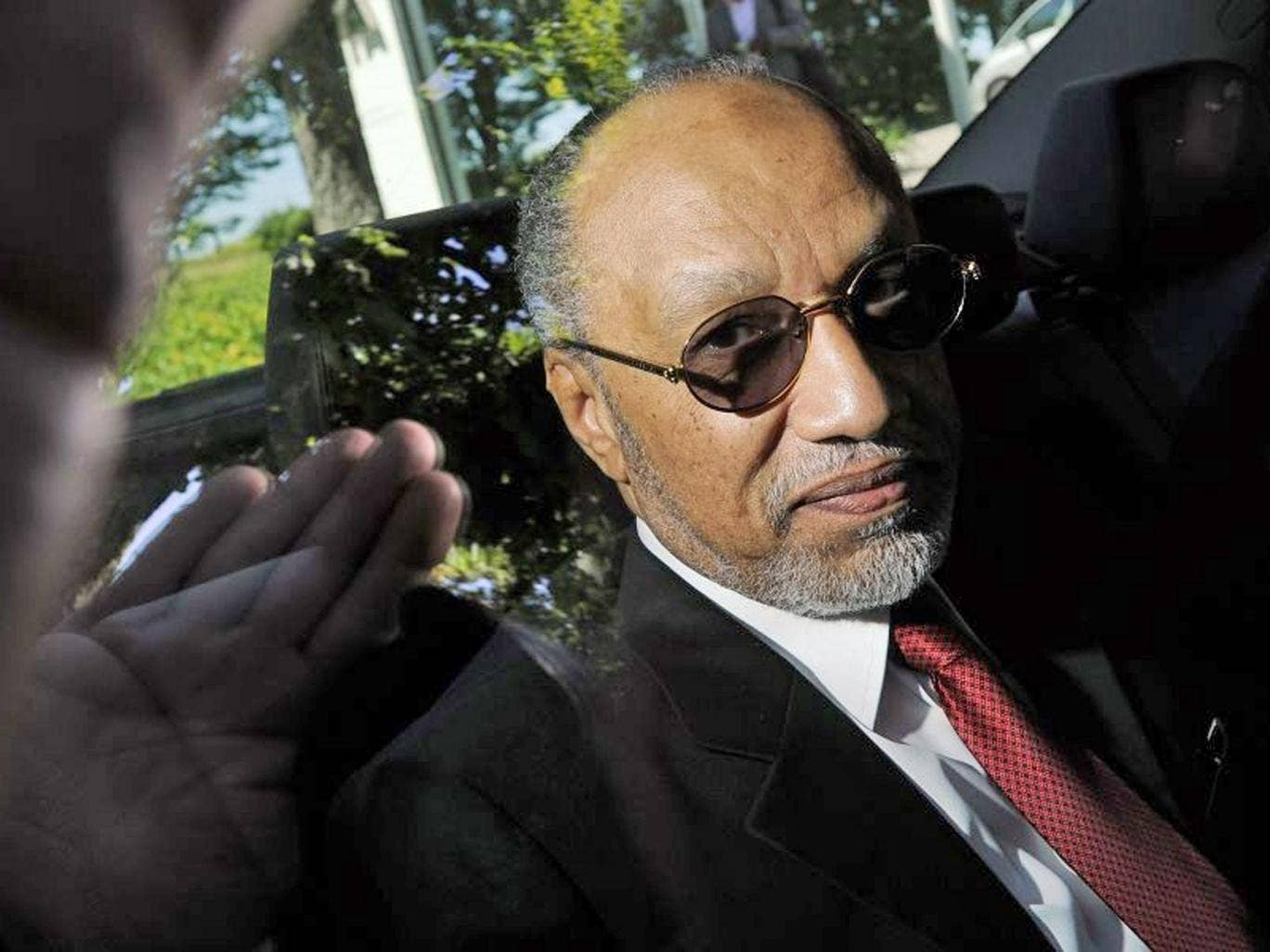 Mohamed bin Hammam was formerly vice-president of Fifa and chief of the Asian Football Confederation