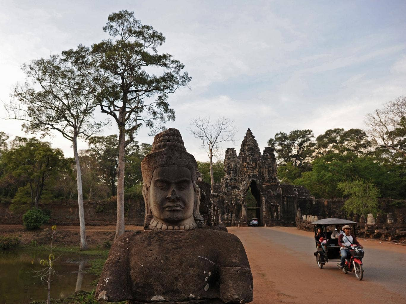 Siem Reap province is best known as the site of Angkor and the Angkor Wat temple ruins