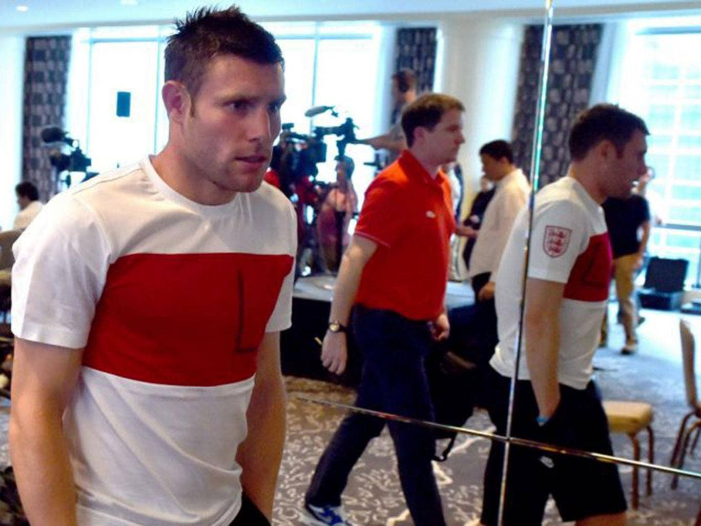 Contrary to Twitter, James Milner does not shop at Asda