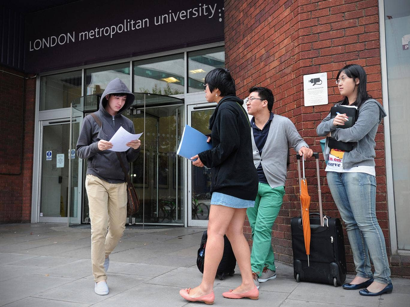 Hostile attitudes towards migration risk deterring students from studying in Britain