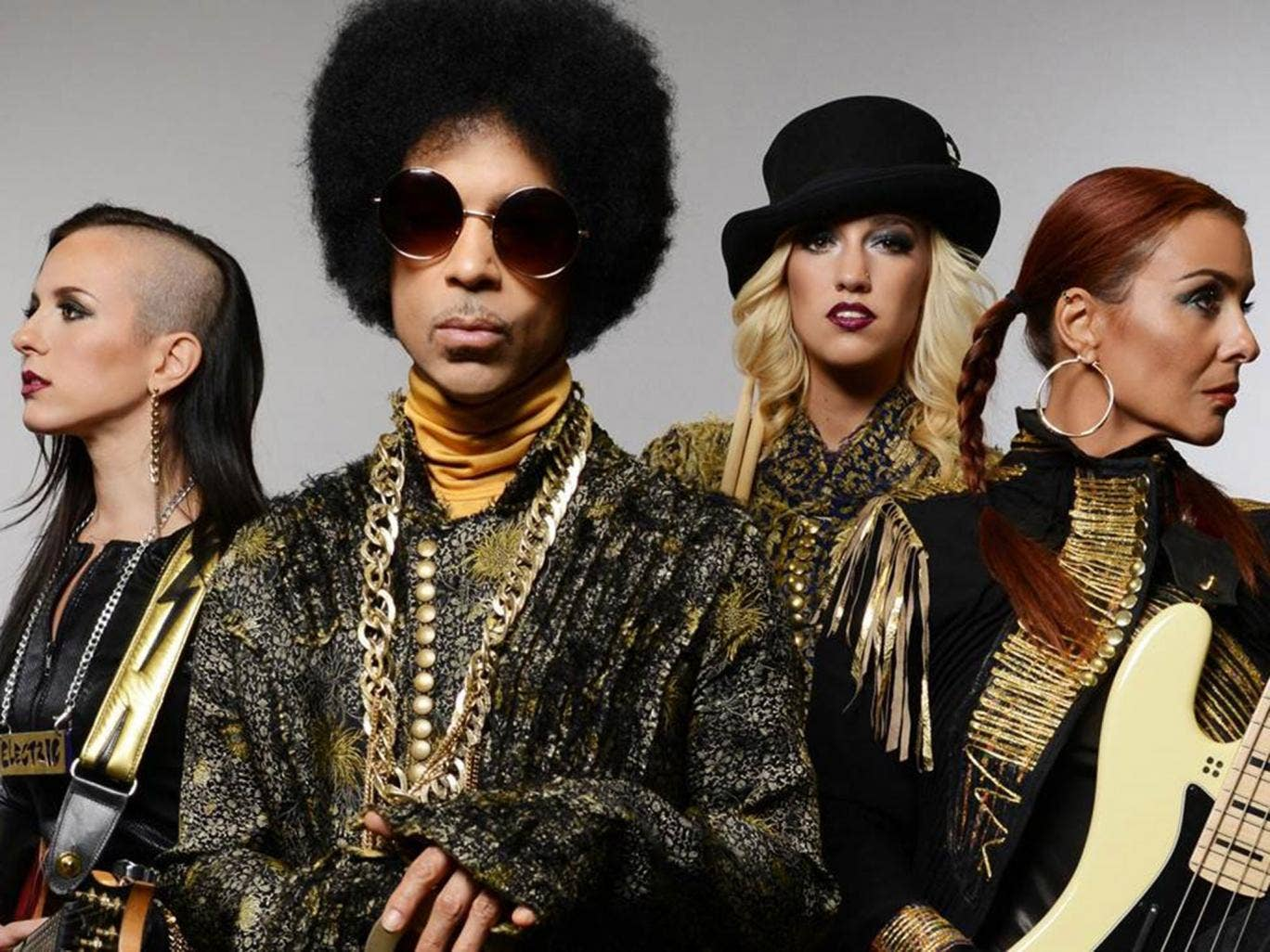 Prince and 3RDEYEGIRL are releasing Plectrum Electrum next month