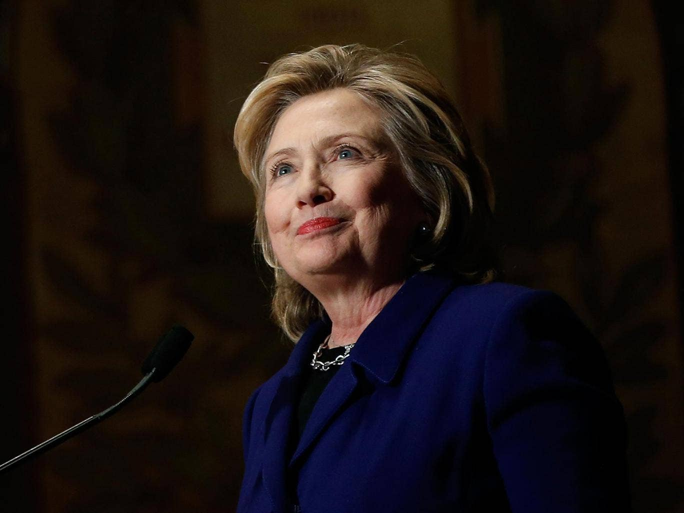 Former U.S. Secretary of State Hillary Clinton is launching her vaunted new book next week and a widely expected run at the US presidency