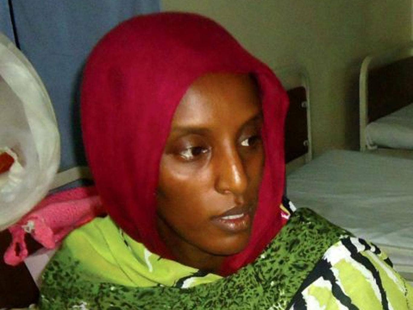 Meriam Ibrahim was detained trying to flee Sudan