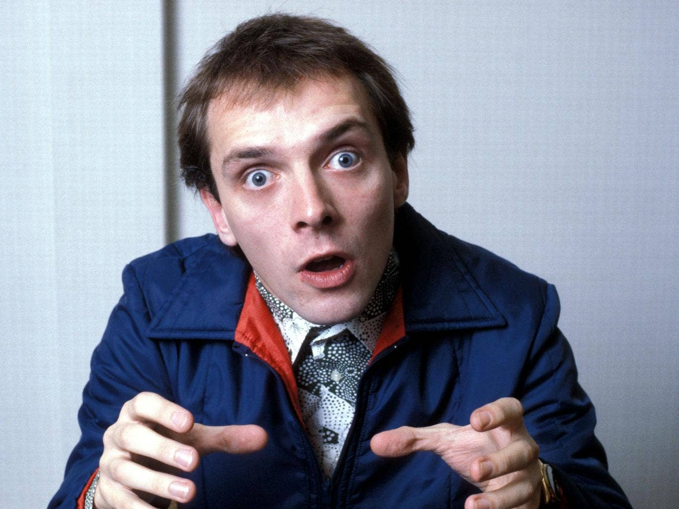 Rik Mayall in The Comedy Vaults: The Young Ones star died on 9 June aged 56