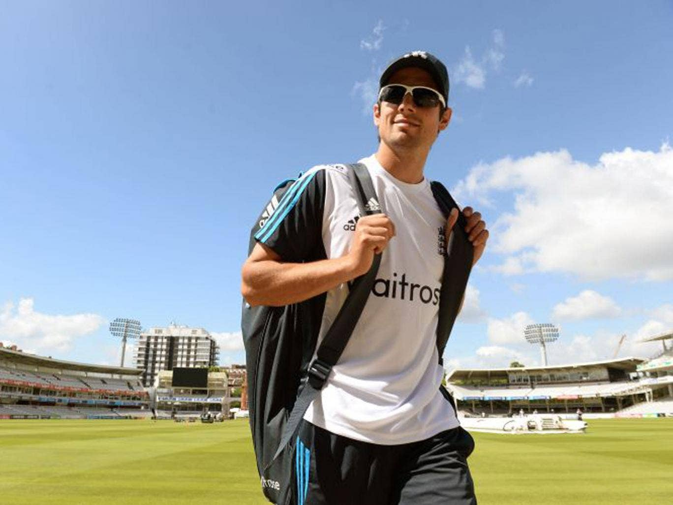 Alastair Cook, the England captain, needs runs almost as much as a win