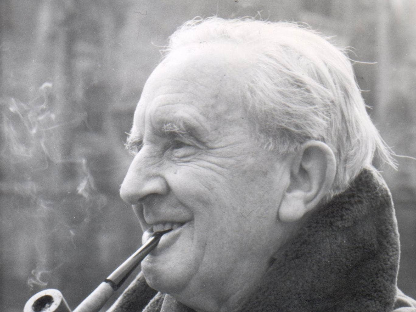 Tolkien was Professor of Anglo-Saxon at Oxford University