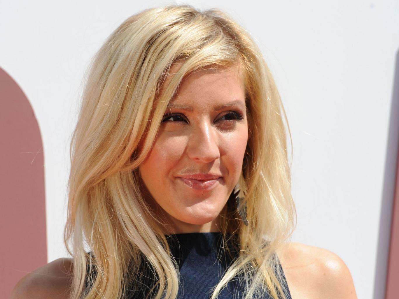 Ellie Goulding opens British Designers Collective at Bicester Village 21 May, 2014